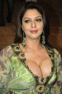 n94pbc90ccoa t Nagma South Actress nude Showing her Big Boobs [Fake]