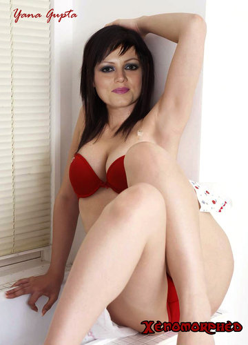 Yana Gupta Nude in White Bra n Panty Looking Stunning Sexy [Fake]